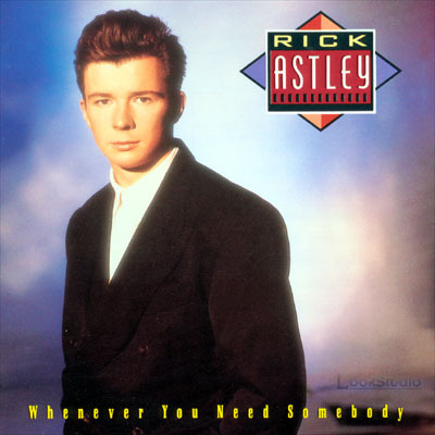 Rick Astley - Never Gonna Give
